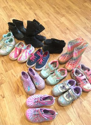 Kid shoes lot Size 10 for Sale in Boonsboro, MD