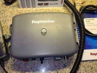 Raymarine Ray240 VHF for Sale in Woodbridge,  VA