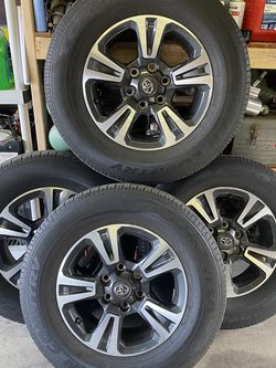TRD Rims for Sale in Norco,  CA