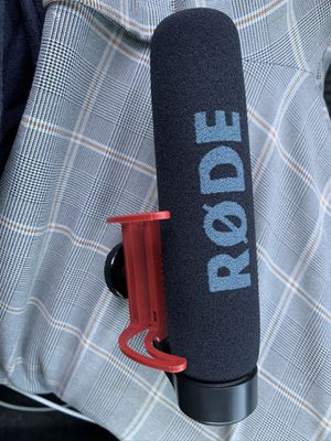 Rode Mic like new for Sale in Los Angeles, CA