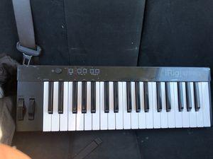 iRig 37 Pro Keyboard for Sale! for Sale in El Cajon, CA