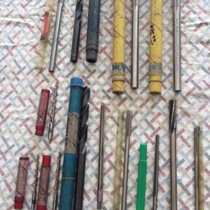 Lot Of 13 Metal Machinist Tools Used for Sale in Boynton Beach, FL