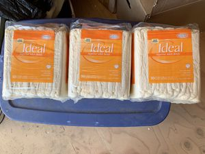 Adult diaper size XL / adult briefs for Sale in Hesperia, CA