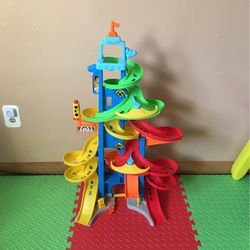 Fisher Price Little People Skyway Racer for Sale in Brockton,  MA