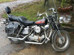 True 73 Harley 1000 shift on right side 4 speed for Sale in Knoxville, TN