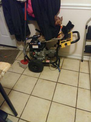 Dewalt power washing and carpet cleaning machine for Sale in Manassas, VA