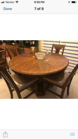 Breakfast wood table for Sale in Utica, MI