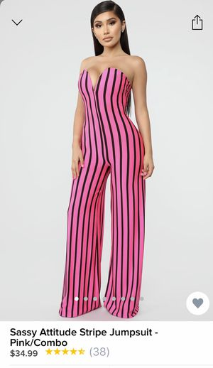 Woman's Jumpsuit for Sale in Moreno Valley, CA