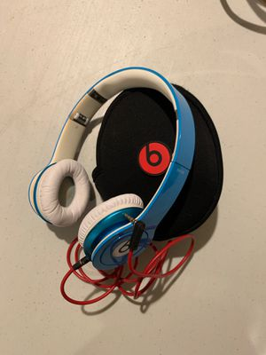Beats Solo HD headphones for Sale in Bakersfield, CA