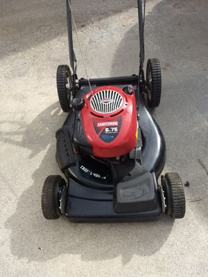 Craftsman mower for Sale in Stanwood, WA