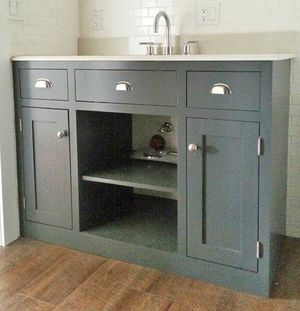 Vanity and cabinets for Sale in Houston, TX