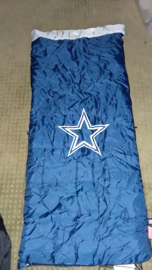 coleman NFL official dallas cowboys sleeping bag for Sale in Henderson, NV