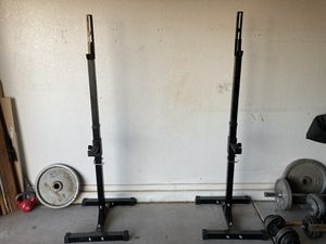 Squat bench press rack for Sale in Fort McDowell, AZ
