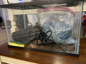 5 Gallon Fish Tank for Sale in Federal Way, WA