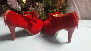 Red heels for Sale in Fayetteville, NC