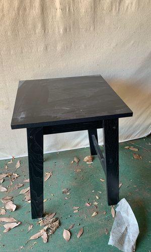 Black nightstand for Sale in San Luis Obispo, CA