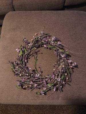 Spring door wreath for Sale in Phoenix, AZ