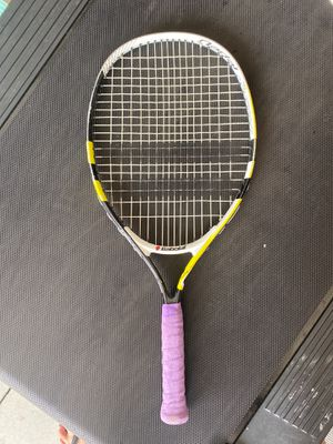 Babolat youth tennis 🎾 racket lightly used for Sale in Bakersfield, CA