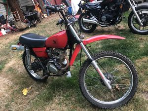 1978 Honda XL125 for Sale in Seattle, WA