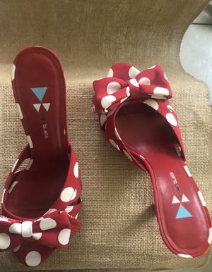 Beautiful red heels for Sale in Nashville, TN