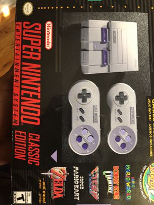 Super Nintendo Entertainment System for Sale in Fieldsboro, NJ
