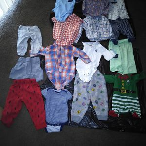 Baby Boy Clothes for Sale in Oklahoma City, OK
