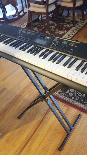 Casio Digital Keyboard, CTK-2400 for Sale in Foster City, CA