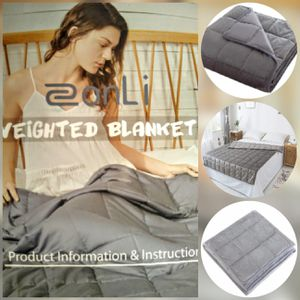 """Weighted Blanket Queen/ Full 60x80"""" 15 lbs for Sale in Las Vegas, NV"""