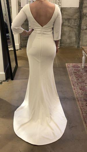 Amy Kuschel Wedding Dress, Size 6 for Sale in Olympia, WA