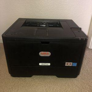 OKI B411d Laser Printer, Duplex Printing for Sale in Las Vegas, NV