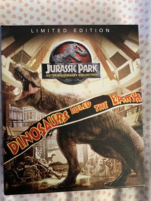 Jurassic park limited edition for Sale in South El Monte, CA