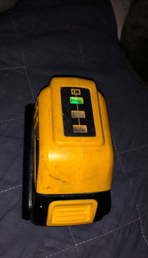 Dewalt USB port and battery for Sale in Los Angeles, CA