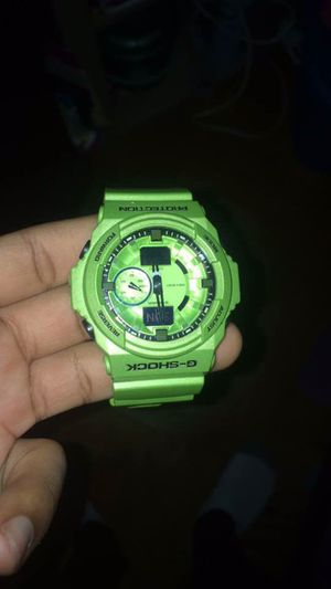 G-SHOCK WATCH GREEN FOR SALE for Sale in Springfield, VA
