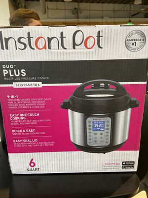 Instant Pot 9 in 1 (Brand New) for Sale in Bothell, WA