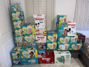 Diapers All Sizes and will Deliver for Sale in Las Vegas, NV