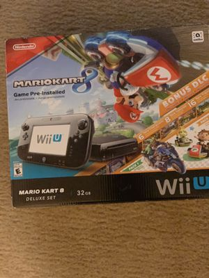 Nintendo wii u for Sale in Stockton, CA