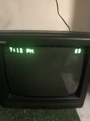 Old RCA TV 20 inch for Sale in Raleigh, NC