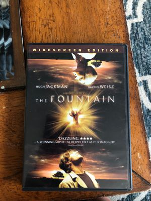 The Fountain DVD for Sale in Westminster, CO