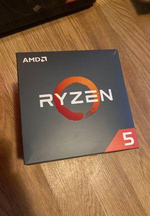 AMD Ryzen 5 2600 processor for Sale in Woonsocket, RI