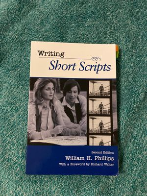 Phillip's Writing Short Scripts for Sale in Ithaca, NY