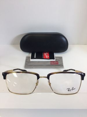 dbd9d9d7f5 Ray-Ban RB 6397 2933 Good On To Plastic Eyeglasses Eyeglasses 54mm for Sale  in