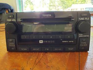 2006 4runner JBL stereo for Sale in Everett, WA