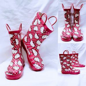 Hello Kitty Western Chief Rain boots girl's size 13/1 for Sale in Lakewood, WA