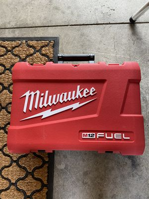 Milwaukee M12 Case for Sale in Riverside, CA