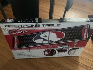 Beer pong table for Sale in Norfolk, VA