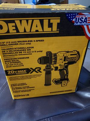 "Dewalt 1/2"" Brushless 3speed for Sale in Shakopee, MN"
