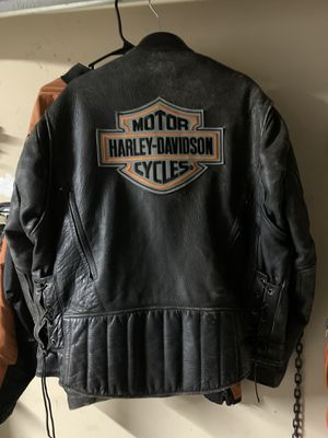 Harley Davidson Leather Jacket for Sale in Warner Robins, GA