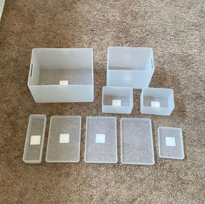 Tray Clean plastic for Sale in Riverside, CA