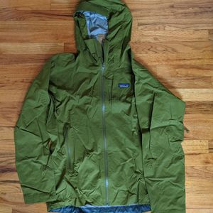 Patagonia Men's Stretch Rainshadow Jacket, Willow Herb Green Medium M for Sale in Colorado Springs, CO