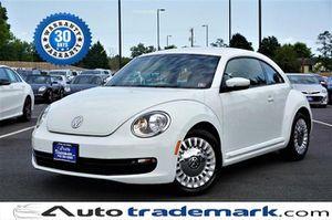 2014 Volkswagen Beetle Coupe for Sale in Manassas, VA